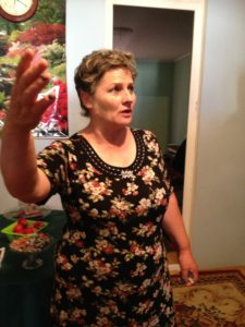 Галина Келехсаева