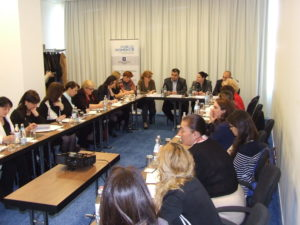 Встреча участников IPRM с НПО