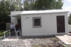 Амбулатория в селе Корда
