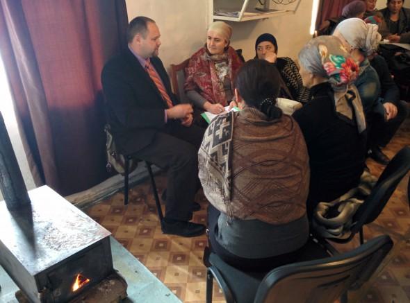 Women council in Duisi