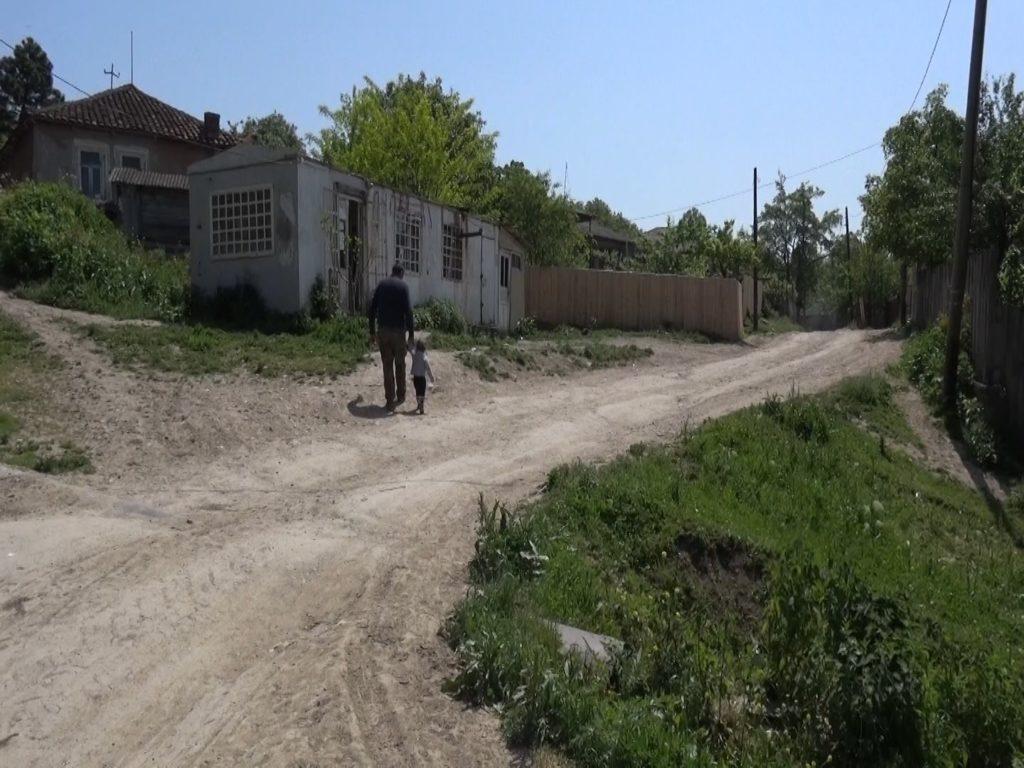 Село Цагвли в Хашурском муниципалитете