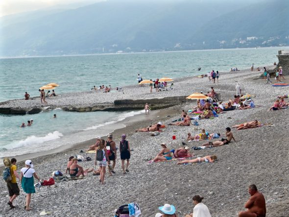 overcrowding-of-the-beaches-is-common-in-the-summertime-by-russian-tourists