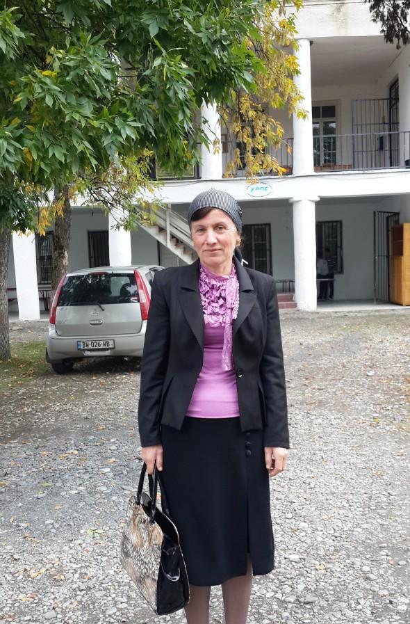guliko khangoshvili
