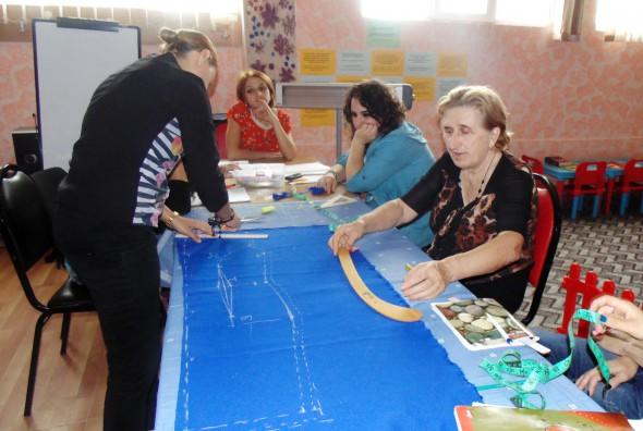 Women in Samegrelo