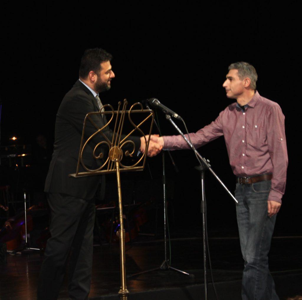 Гога Апциаури награжден стипендией IWPR за мирную журналистику