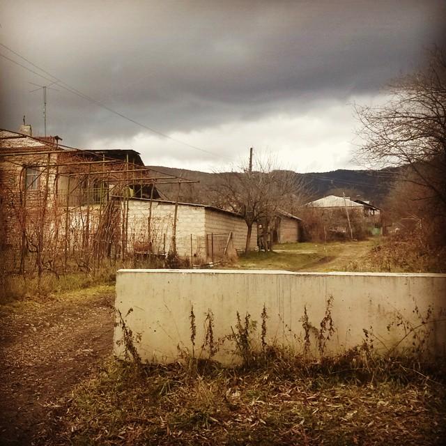 Трагедия села Зардианткари