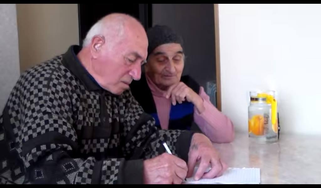 Что бы написали в письмах грузинские беженцы знакомым и близким в Абхазию?