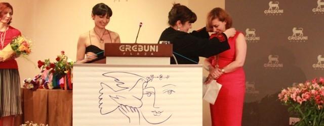 Самым активным молодым женщинам Кавказа вручена Премия Мира