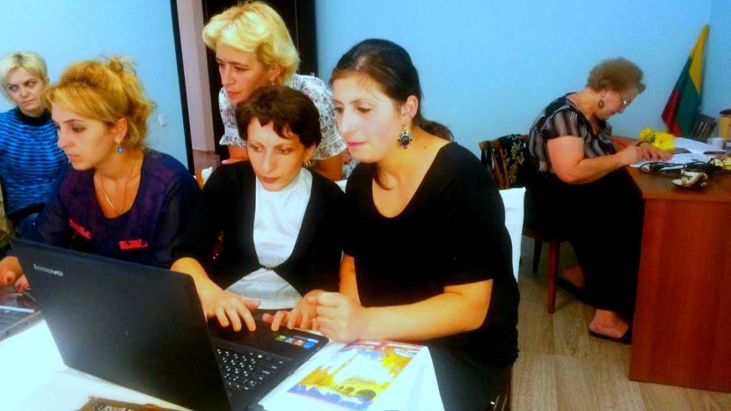 Хашурским женщинам помогут обрести новые специальности