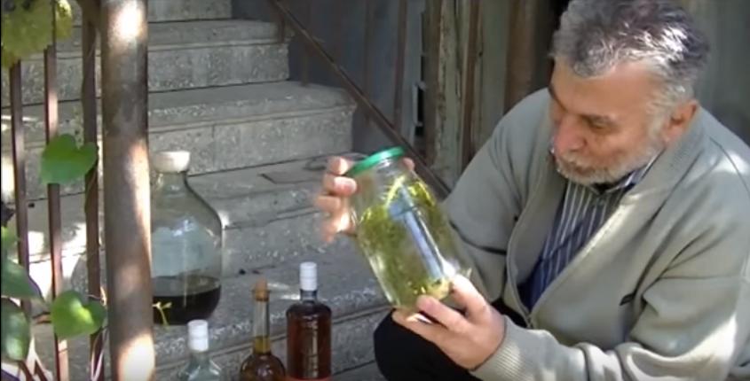 Цхинвальская текила