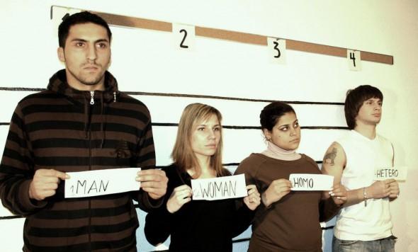 Двойные стандарты в отношении женщин и мужчин, преступающих закон