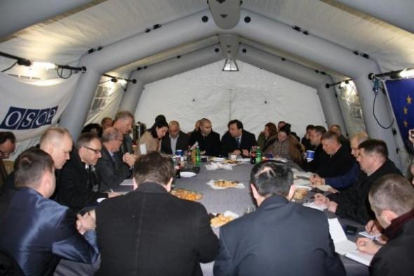 Тбилиси и Сухуми договорились о возобновлении регулярных встреч в Гали