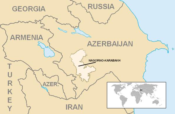 Карабах: четыре дня новой войны