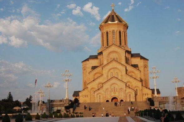 Домашнее насилие через призму грузинской церкви