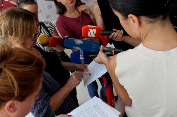 Конкурс на участие в семинаре для журналистов из конфликтного региона