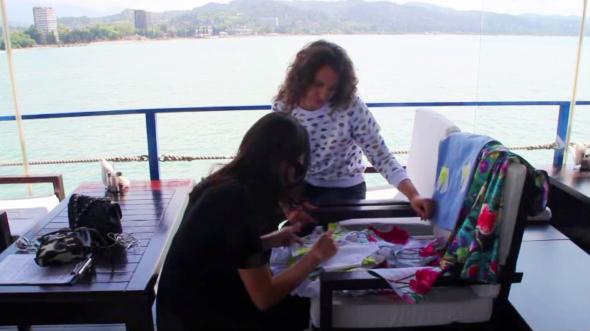 Модный стартап от девушек из Абхазии