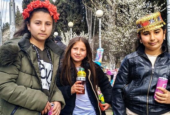Грузия: праздник весны выявил проблемы