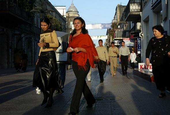 Азербайджан: женщины-журналисты – под давлением