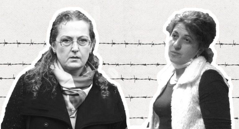 Жены за мужей: истории освобождения из цхинвальского изолятора