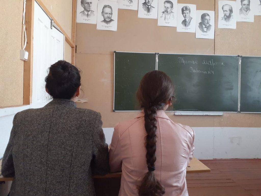 Образованная женщина сегодня – образованный ребенок завтра