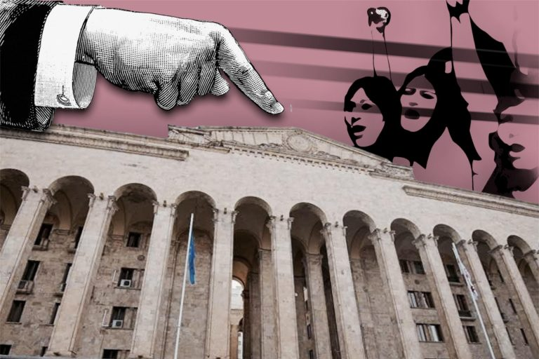 Женщины в грузинской политике: на войне как на войне